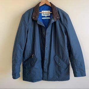 Barbour Hapsford Waterproof Breathable Jacket L